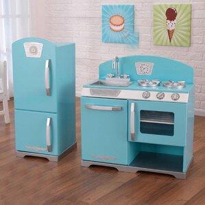 Retro Kitchen Sets retro kitchen table | wayfair
