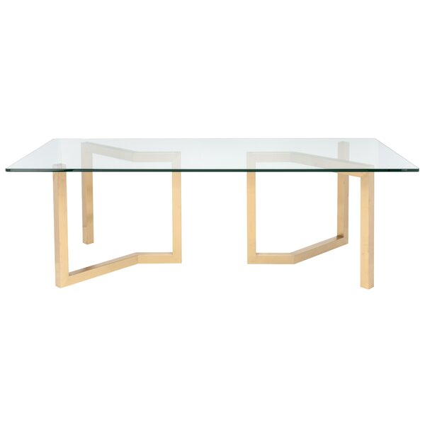 Hamler Dining Table by House of Hampton House of Hampton