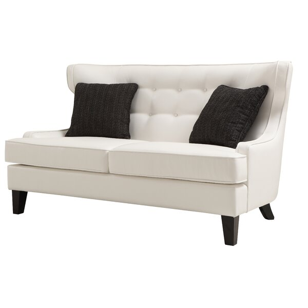 Ava Loveseat by Willa Arlo Interiors