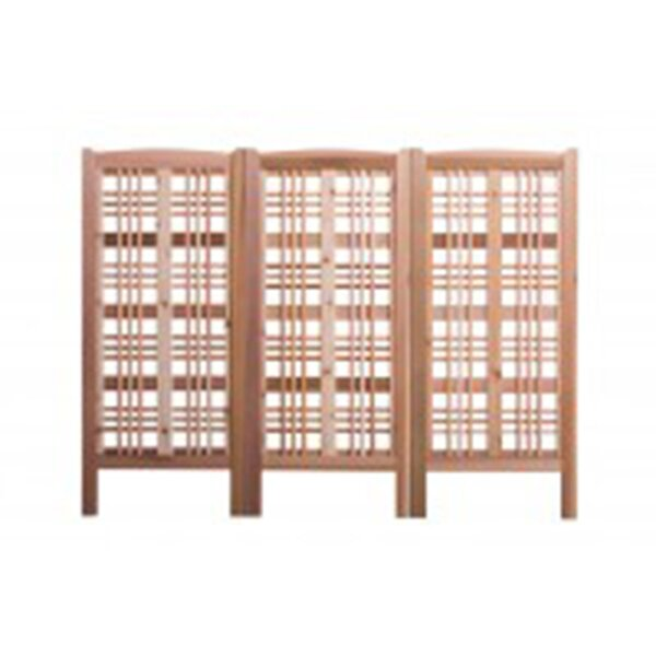 Phat Tommy Claremont Wood Lattice Panel Trellis by Buyers Choice