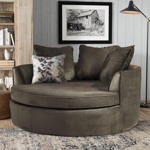 Oversized Round Cuddle Chair | Wayfair.ca