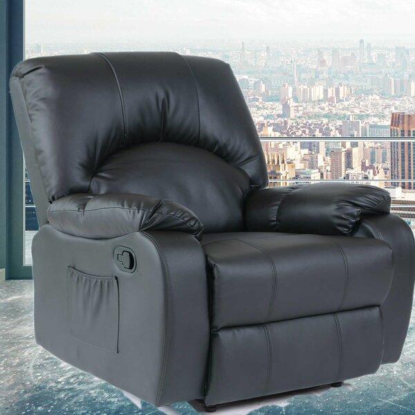 Reclining Heated Massage Chair By Latitude Run