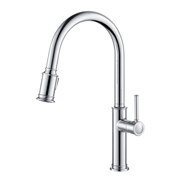 Sellette Pull Down Single Handle Kitchen Faucet by