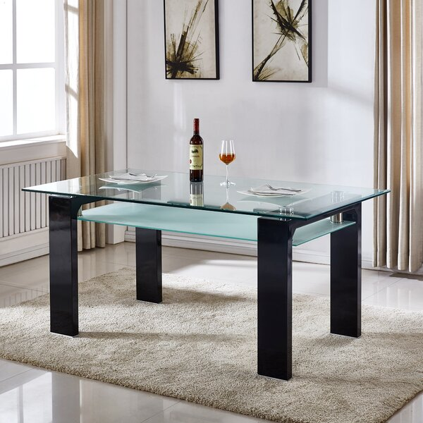 Brotherhood Dining Table by Orren Ellis