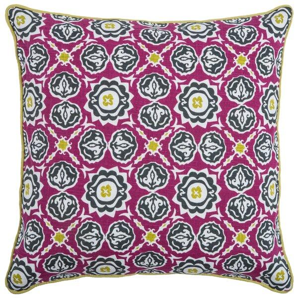 Chasadie Cotton Throw Pillow by Wildon Home ®