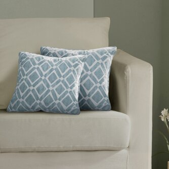 Annagrove Throw Pillow (Set of 2) by Beachcrest Home