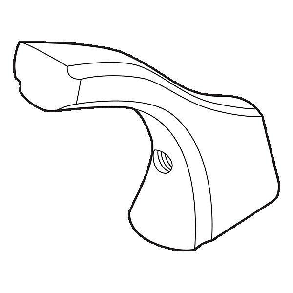 Addison Single Blade Handle Kit by Delta