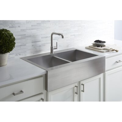 Double Basins Kitchen Sink photo