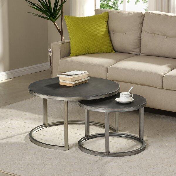 Simonetta Frame 2 Nesting Tables By Brayden Studio