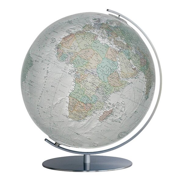 Krauchenwies Illuminated Desktop Globe by Columbus Globe