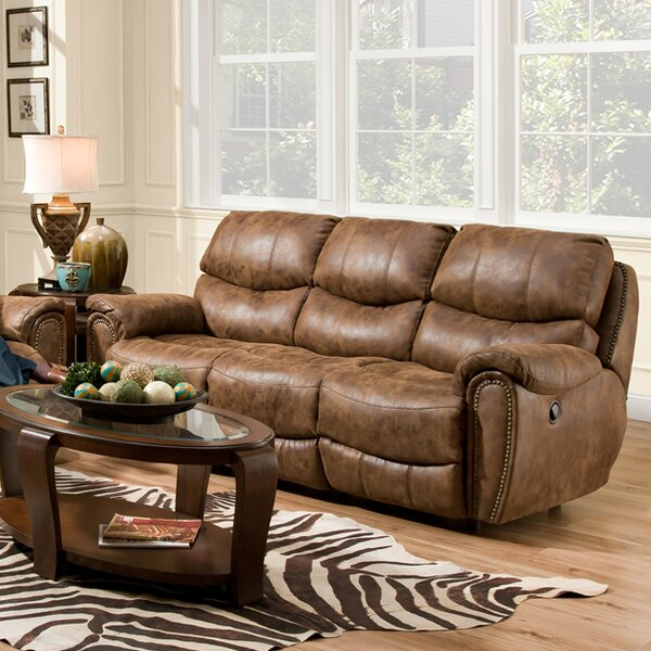 Priced Reduce Carolina Reclining Sofa by Red Barrel Studio by Red Barrel Studio
