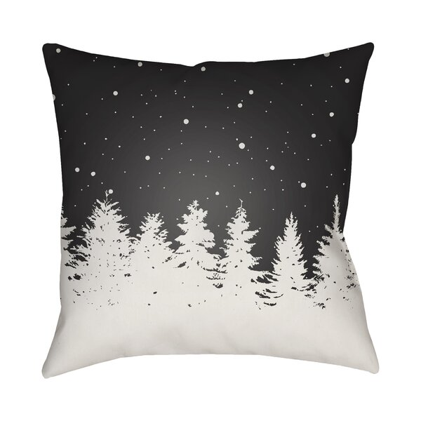 Frissell Trees Outdoor Throw Pillow by Loon Peak