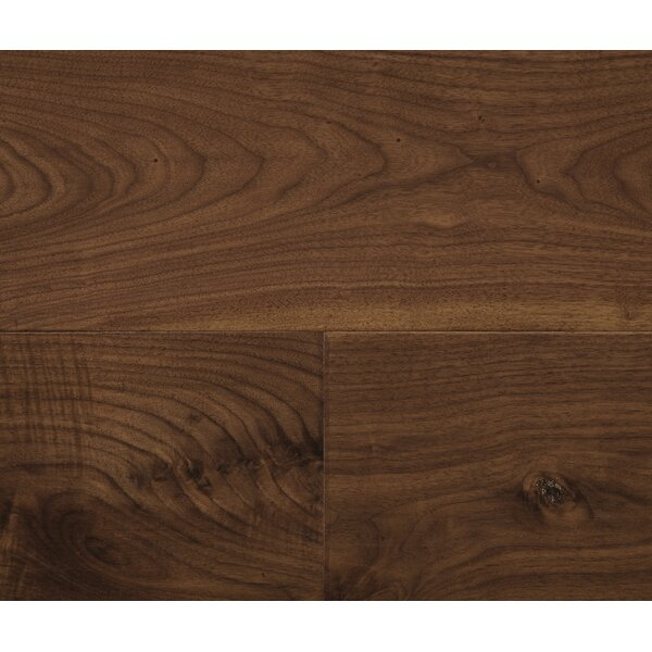 Maison 7 Engineered Walnut Hardwood Flooring in Tawny by Mannington