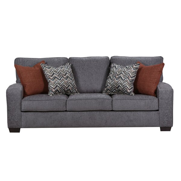 Henton Queen Sofa Bed by Alcott Hill