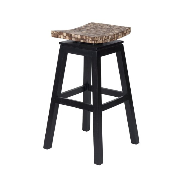 Cordova 30 Swivel Bar Stool by Jeffan