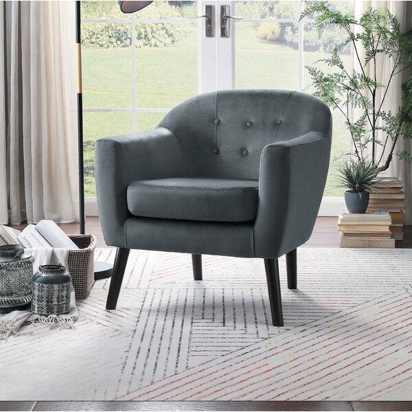 Leppert Armchair by Mercer41 Mercer41