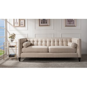 Derrill Tuxedo Sofa by Willa Arlo Interiors