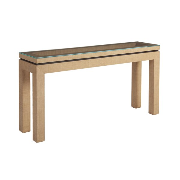 Review Newport Console Table