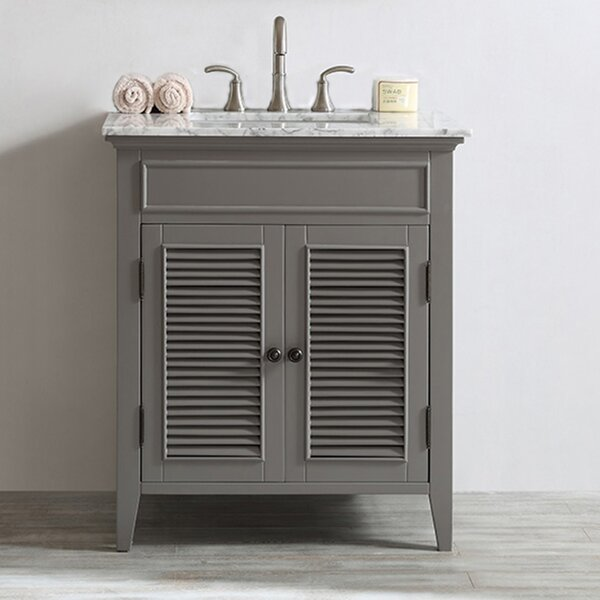 Grovetown 31 Single Bathroom Vanity Set by Laurel Foundry Modern Farmhouse