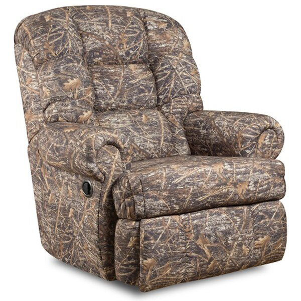 Gaelle Manual Recliner by Loon Peak