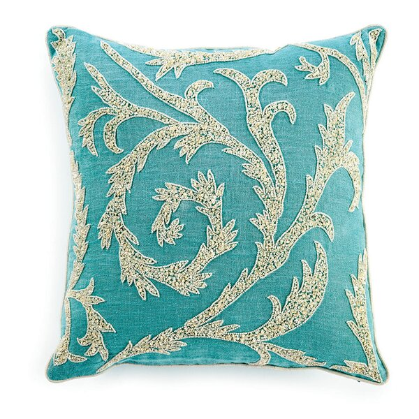 Buckley Sequin Throw Pillow by One Allium Way