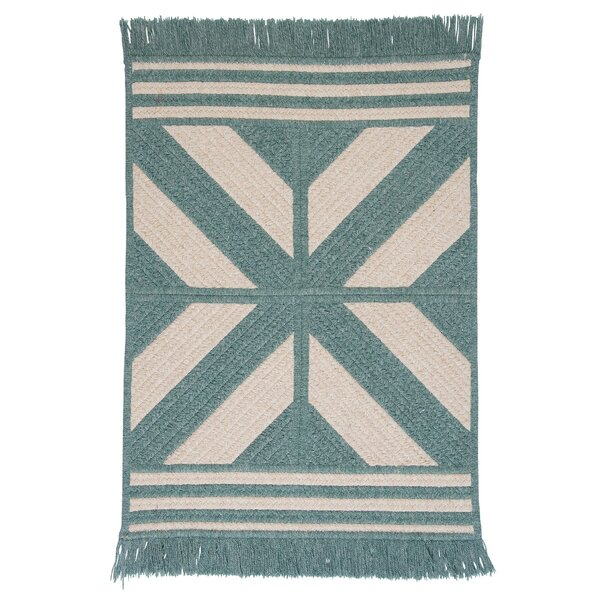 Sedona Green Area Rug by Colonial Mills