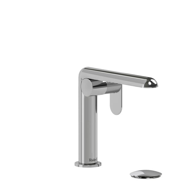 Ciclo Single Hole Bathroom Faucet with Drain Assembly by Riobel Riobel