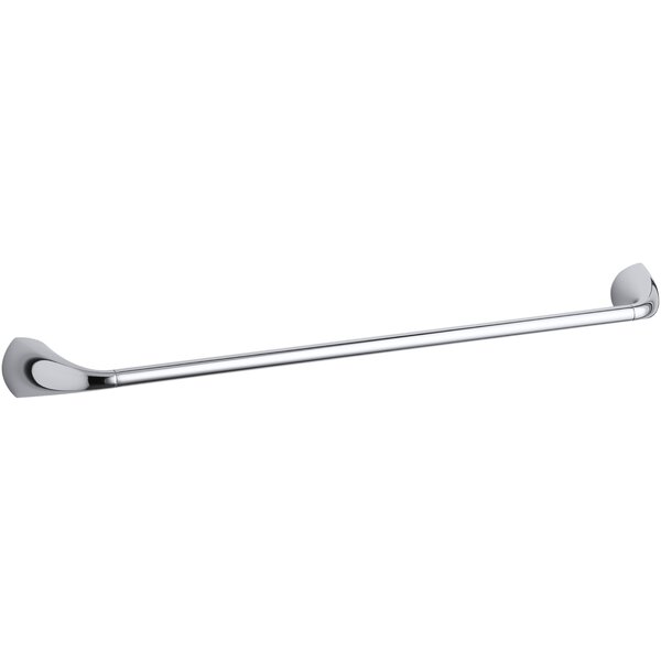 Alteo 24 Wall Mounted Towel Bar by Kohler