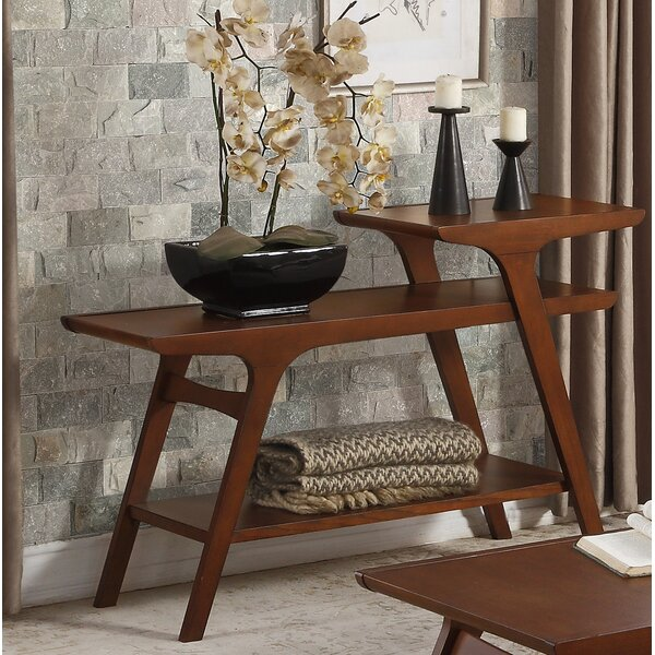 Corrigan Studio Brown Console Tables