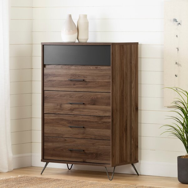 Olvyn 5 Drawer Chest by South Shore