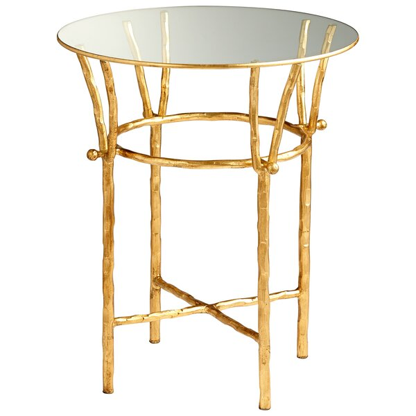 Argent End Table by Cyan Design