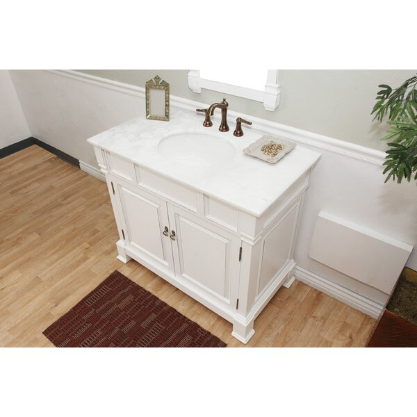Osgood 42 Single Bathroom Vanity Set by Bellaterra Home