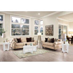 Palinck 2-pcs Living Room Set by Canora Grey