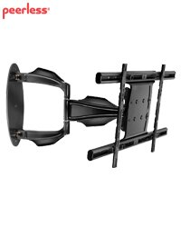 SmartMount Articulating/Tilt/Swivel Universal Wall Mount for 32 - 52 Flat Panel Screens by Peerless-AV