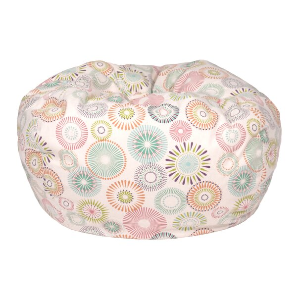 Starburst Pinwheel Bean Bag Chair by Gold Medal Bean Bags