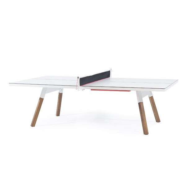 You and Me Table Tennis Table with Accessories by RS Barcelona