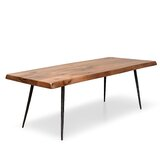 Hitchcock Solid Wood 4 Legs Coffee Table by Foundry Select