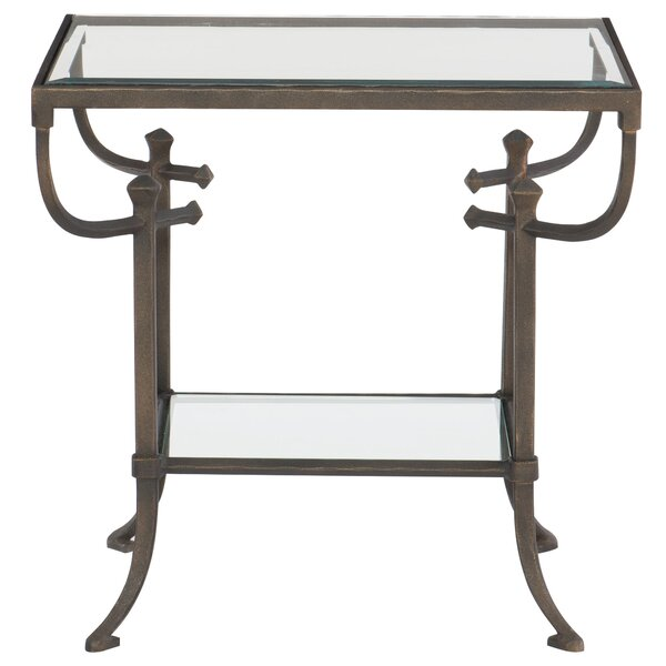 Hawthorne End Table By Bernhardt