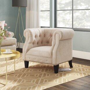 Alvy Chesterfield Chair