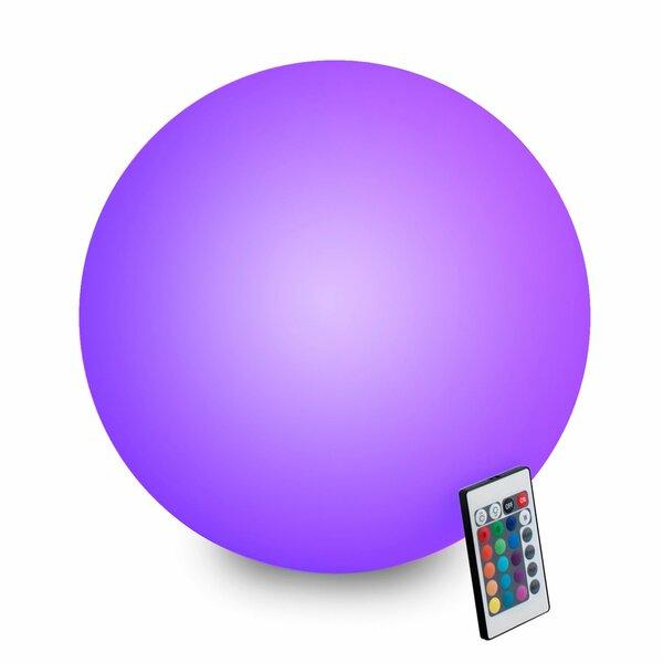 Waterproof Rechargeable Floating Glow Ball LED Floating Light by Innoka