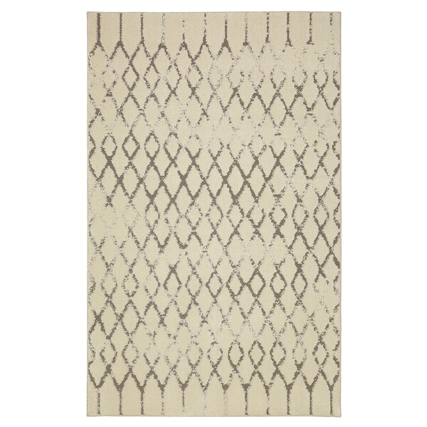 Carlsbad Gray/Beige Area Rug by Mohawk Home