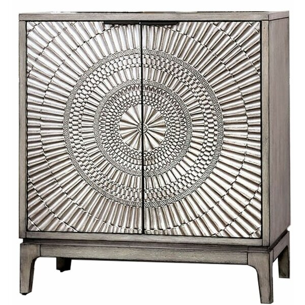 Odenton Wooden Nightstand by Bungalow Rose