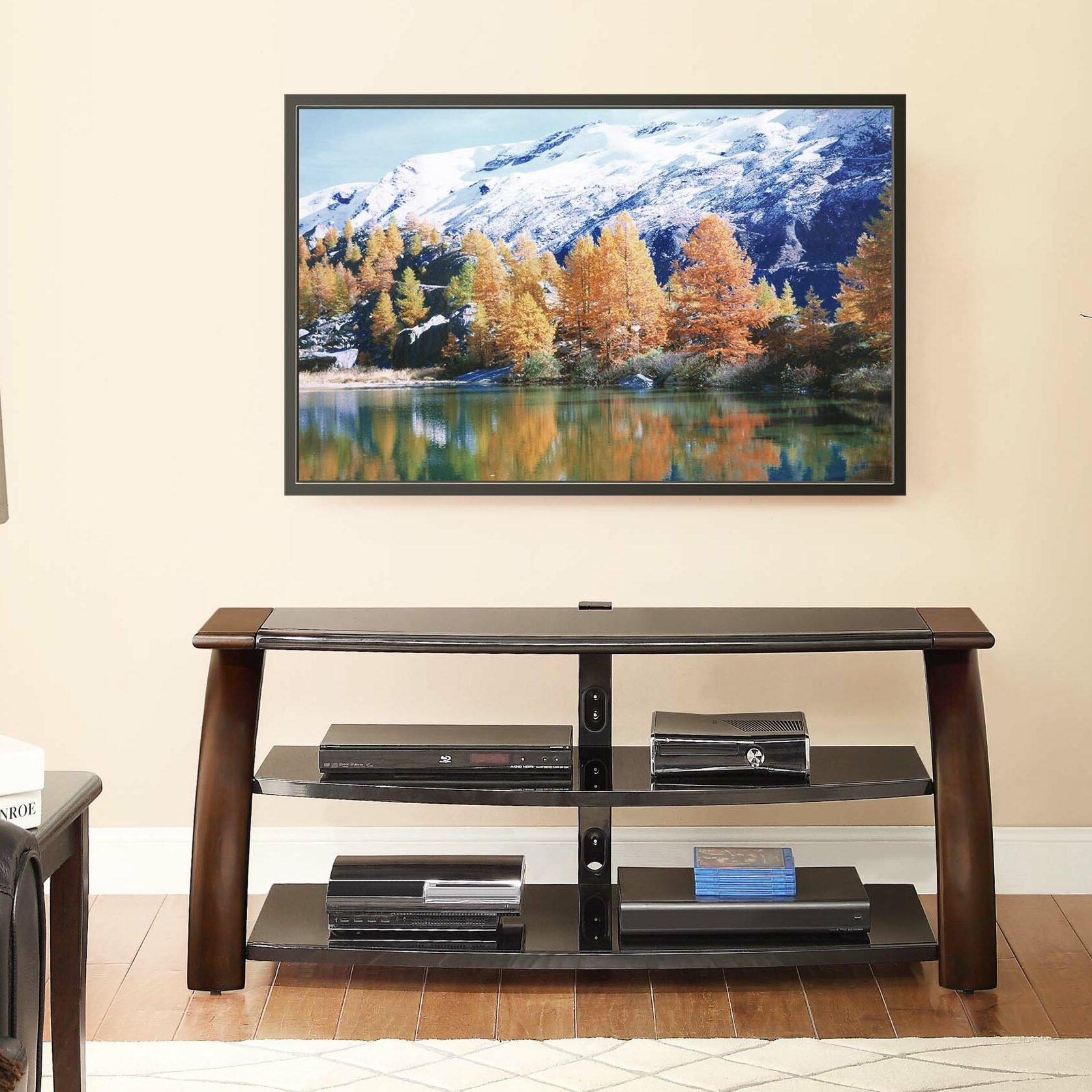 Ebern Designs Halethorpe Malibu Tv Stand For Tvs Up To 65 Reviews