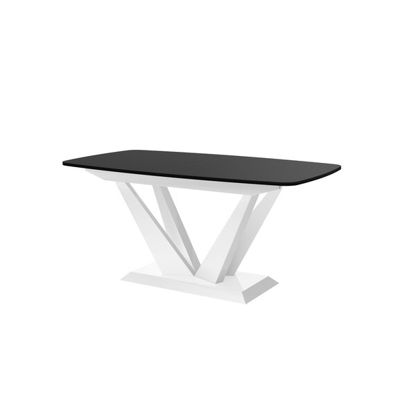 Amazing Beene Extendable Dining Table By Orren Ellis 2019 Sale