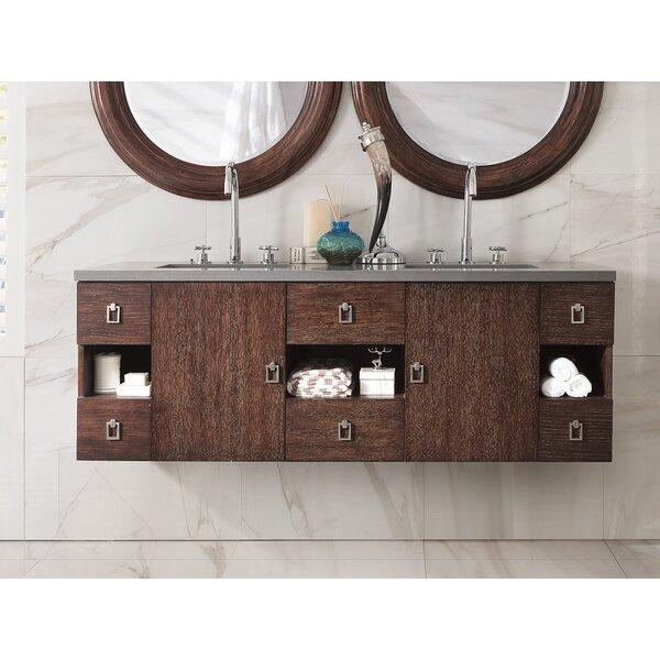 Mcdermott 60 Double Bathroom Vanity Set by Ivy Bronx