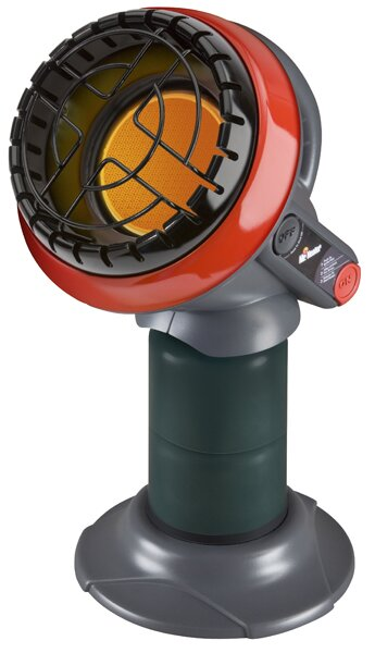 Buddy Heaters 3,800 BTU Portable Propane Radiant Compact Heater by Mr. Heater