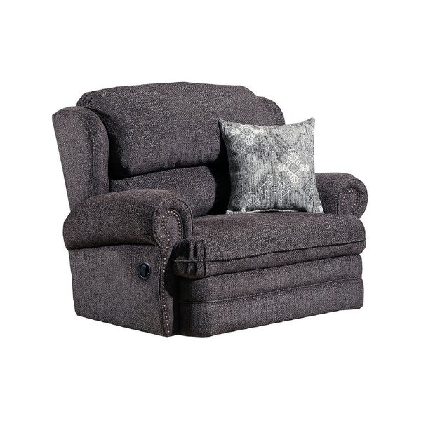 Chute Cudler Manual Recliner by Darby Home Co