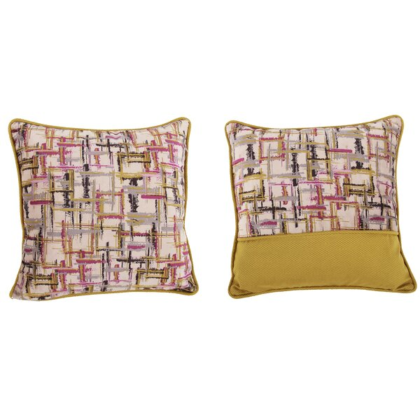 Eva Throw Pillow (Set of 2) by Latitude Run
