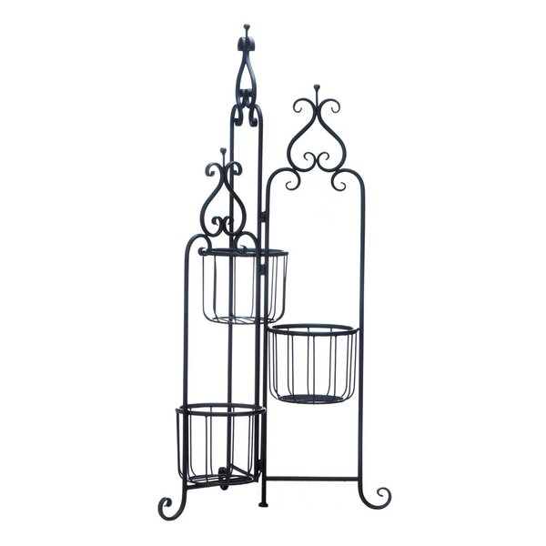 Diboll Multi-Tiered Plant Stand by Ophelia & Co.