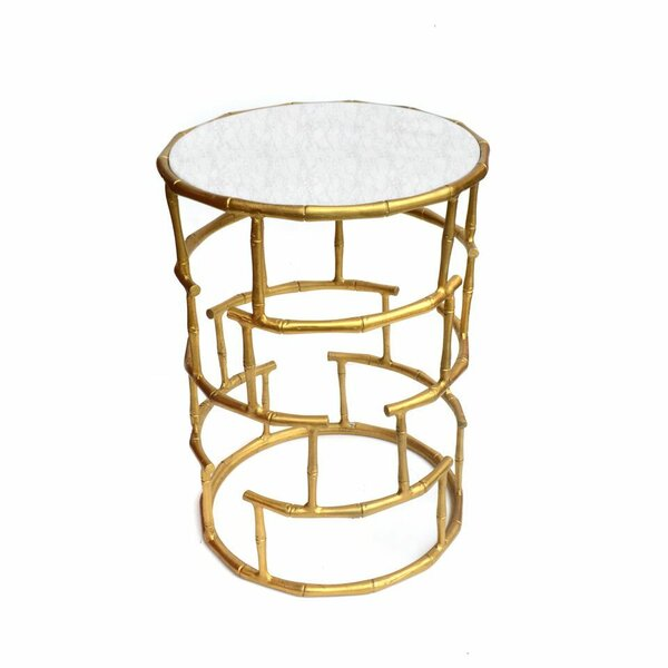Bamboo End Table by Rojo 16